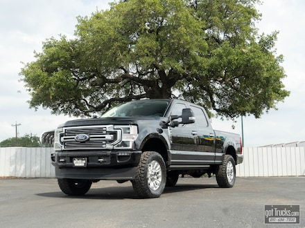 2021 Ford Super Duty F350 Limited Truck Crew Cab