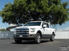 2015 Ford F150 King Ranch Truck SuperCrew Cab