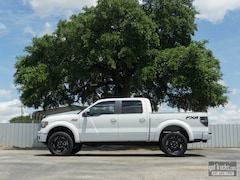 2011 Ford F150 FX4 Truck SuperCrew Cab