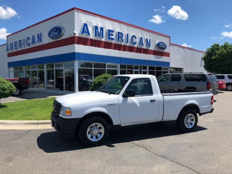 2010 Ford Ranger Cab; Regular