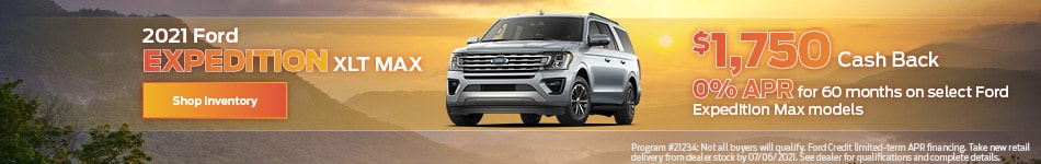 2021 Ford Expedition XLT MAX
