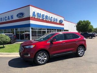 2019 Ford Edge Titanium Wagon