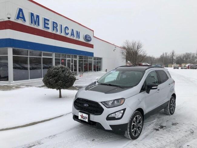 2019 Ford EcoSport SES Wagon