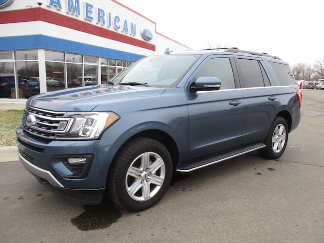 2018 Ford Expedition XLT Wagon