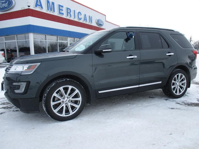 2016 Ford Explorer Limited Wagon