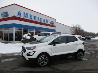 2019 Ford EcoSport SES Wagon