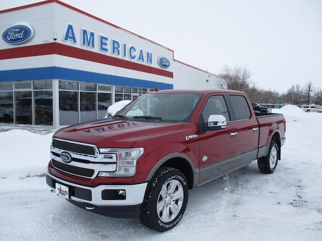 2019 Ford F-150 King Ranch Cab; Styleside; Super Crew