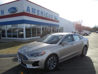 2019 Ford Fusion Sedan Digital Showroom | American Ford