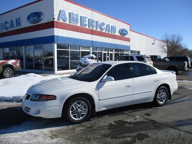 2003 Pontiac Bonneville SE Sedan