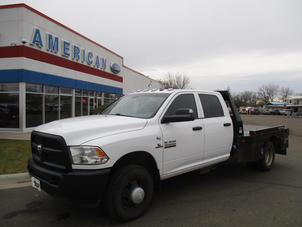 2014 Ram 3500 Chassis Cab Tradesman/SLT/Laramie Truck Crew Cab