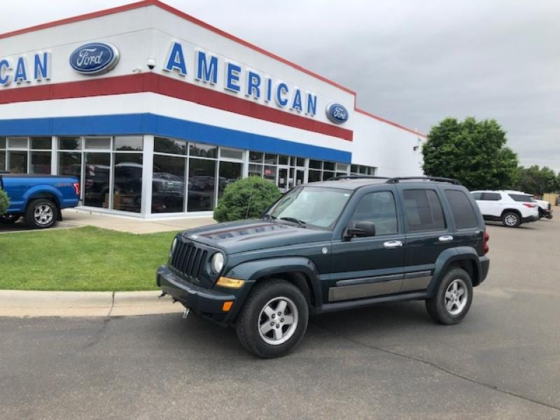 2005 Jeep Liberty Renegade Wagon