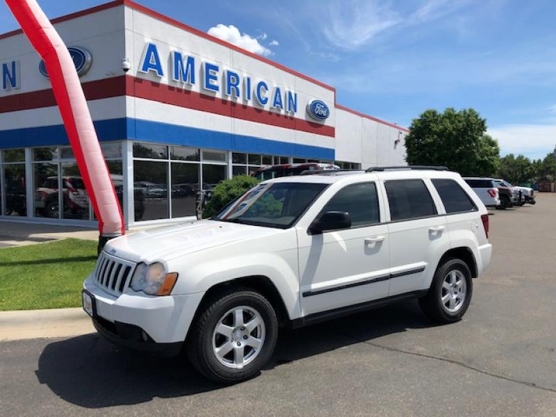 2008 Jeep Grand Cherokee Laredo Wagon
