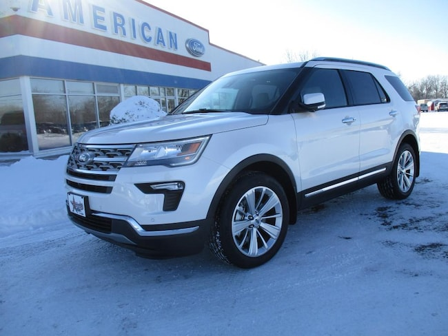 2019 Ford Explorer Limited Wagon