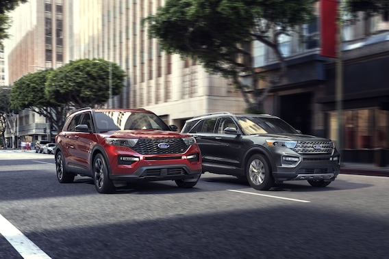 2020 Ford Explorer Vs Kia Telluride Ames Ford Lincoln