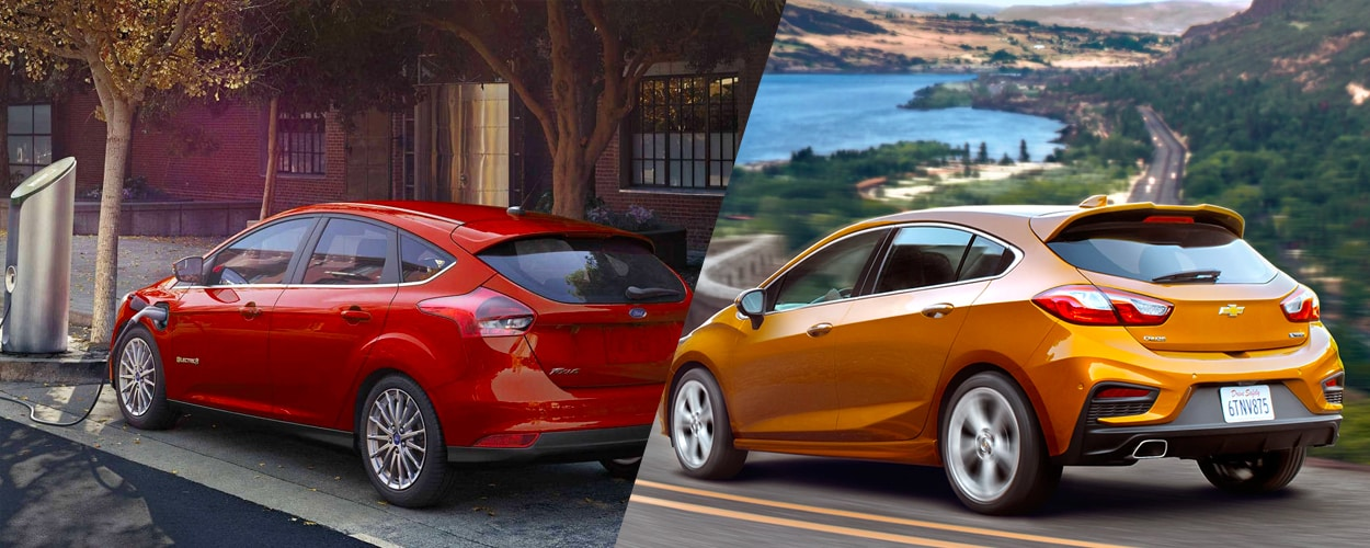 ford focus vs chevy cruze ankeny ia best car for iowans this spring. Black Bedroom Furniture Sets. Home Design Ideas
