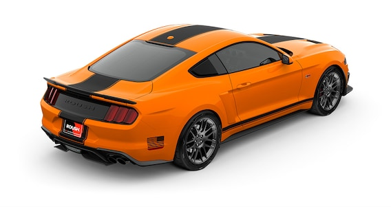 2018 Roush Mustang Stage 2 Ames Ford Lincoln