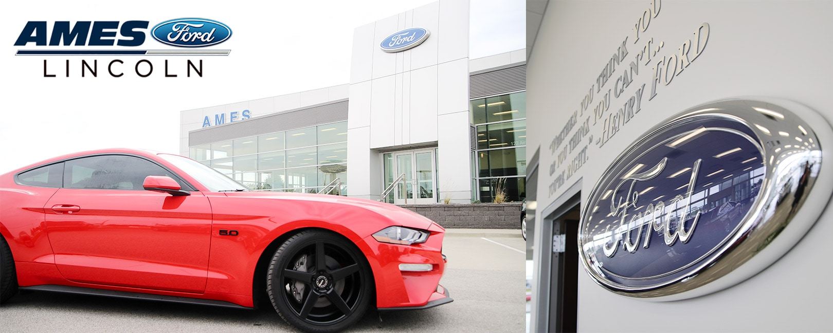 Ames ford ford mustang dealer in iowa