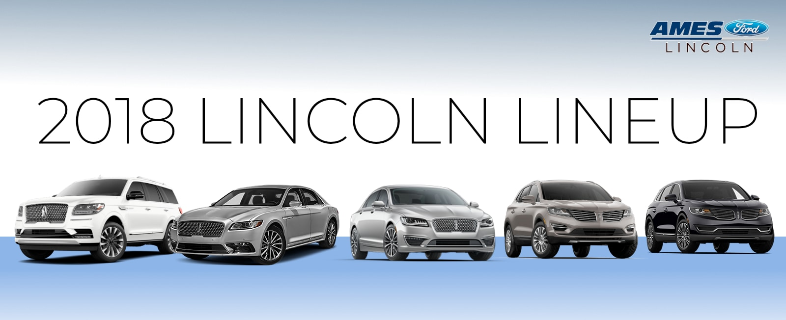 2018 Lincoln Overview Ames Ford Lincoln