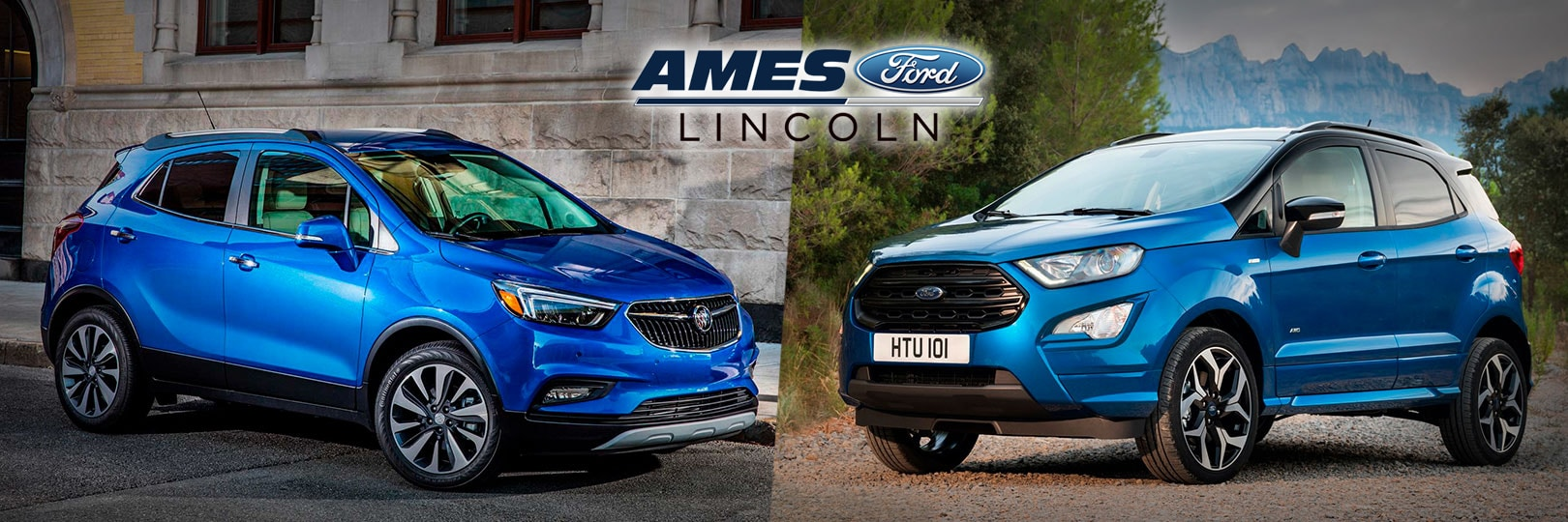 Ford Dealership Des Moines >> Ford EcoSport vs Buick Encore Des Moines, IA | Ames Ford ...