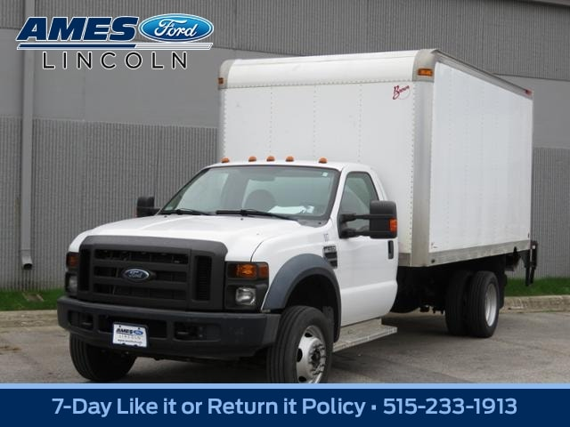 2008 Ford F-550 XL Chassis Truck