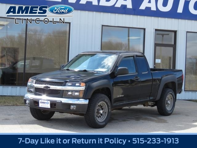 2005 Chevrolet Colorado LS w/Z71 Off-Road Truck