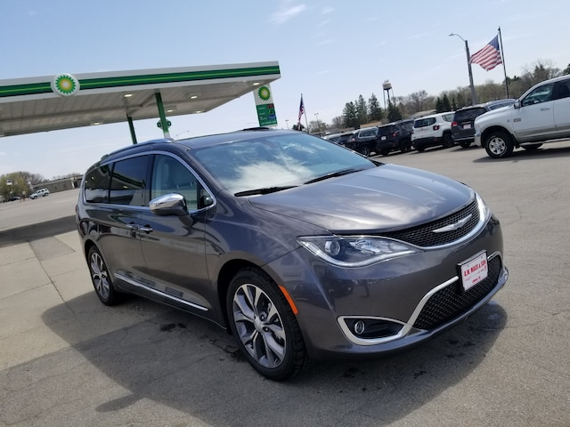 Used 2017 Chrysler Pacifica Limited For Sale In St Cloud Mn