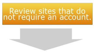 Review Sites That Do Not Require An Account