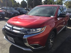 New 2018 Mitsubishi Outlander ES SUV 18127 for sale in Anaheim, CA at Anaheim Mitsubishi