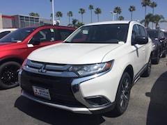 New 2018 Mitsubishi Outlander ES SUV 18278 for sale in Anaheim, CA at Anaheim Mitsubishi