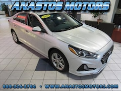 Used 2018 Hyundai Sonata SEL SEL  Sedan for sale in Kenosha, WI