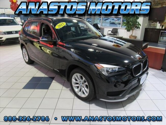 Used 2015 BMW X1 Xdrive28i AWD xDrive28i  SUV For Sale Kenosha, WI