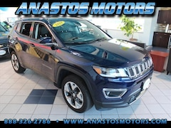 Used 2018 Jeep Compass Limited 4x4 Limited  SUV for sale in Kenosha, WI