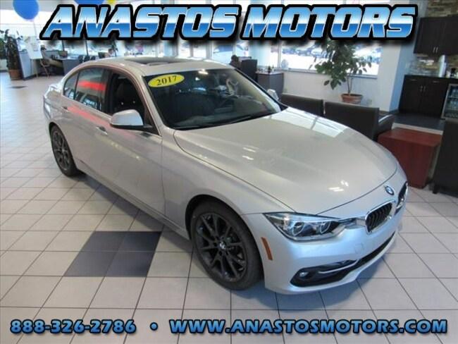 Used 2017 BMW 3 Series 330i 330i  Sedan For Sale Kenosha, WI
