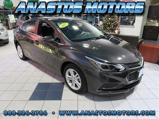 Used 2017 Chevrolet Cruze LT Auto LT Auto  Sedan For sale Kenosha, WI