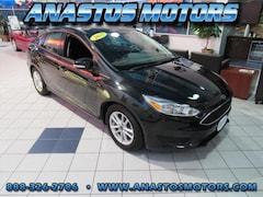 Used 2015 Ford Focus SE SE  Sedan for sale near Racine
