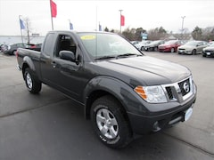 Used 2012 Nissan Frontier for sale in Kenosha