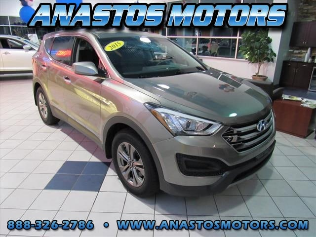 Used 2015 Hyundai Santa Fe Sport 2.4L AWD 2.4L  SUV for sale in Mount Pleasant, WI