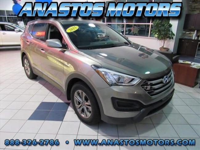 Used 2015 Hyundai Santa Fe Sport 2.4L AWD 2.4L  SUV For Sale Kenosha, WI