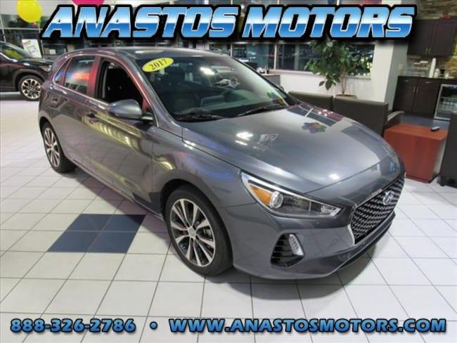 Used 2018 Hyundai Elantra GT Base Hatchback 6A For Sale Kenosha, WI