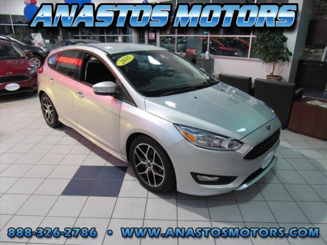 Used 2015 Ford Focus SE SE  Hatchback For Sale Kenosha, WI