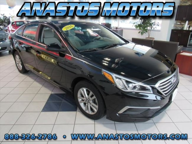 Used 2016 Hyundai Sonata SE SE  Sedan For Sale Kenosha, WI