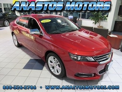 Used 2015 Chevrolet Impala for sale in Kenosha