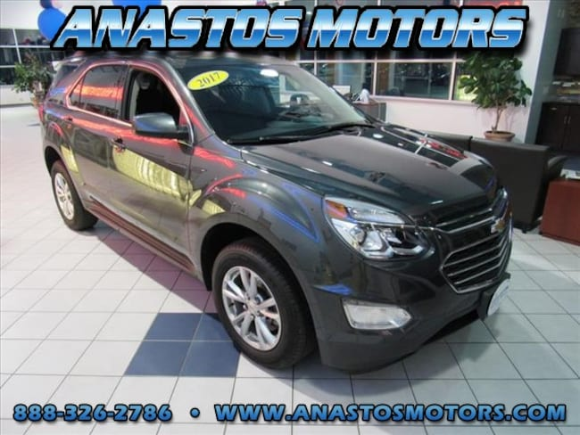 Used 2017 Chevrolet Equinox LT LT  SUV w/1LT For Sale Kenosha, WI