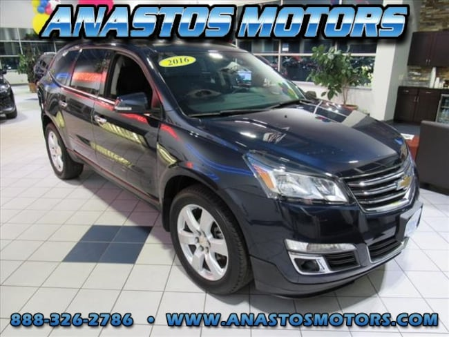 Used 2016 Chevrolet Traverse LT AWD LT  SUV w/1LT For Sale Kenosha, WI