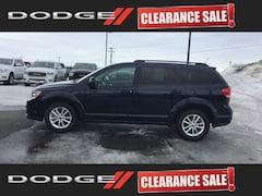 2018 Dodge Journey SXT SUV