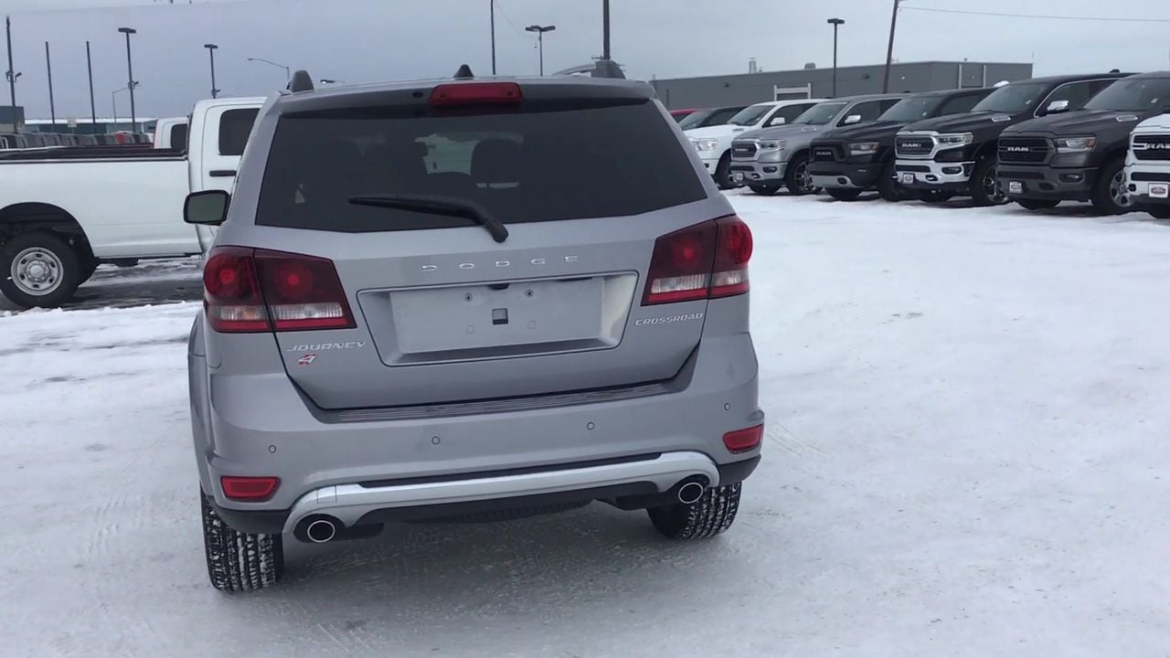 New 2019 Dodge Journey Crossroad For Sale in Anchorage AK