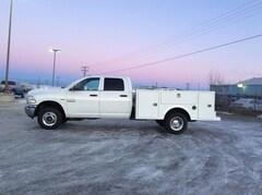 2018 Ram 3500 Chassis Tradesman Truck Crew Cab