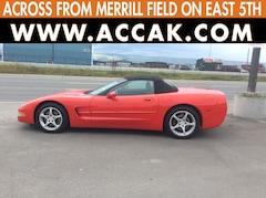 2004 Chevrolet Corvette Base Convertible