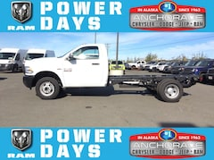 2018 Ram 3500 Chassis Tradesman Truck Regular Cab