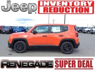 2018 Jeep Renegade Sport FWD SUV